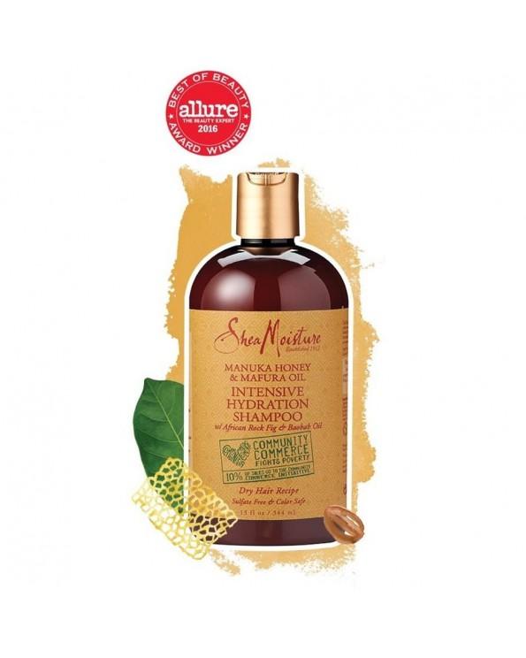 Manuka Honey & Mafura Oil Intensive Hydration Shampoo - hydratačný šampón - Vlasová kozmetika