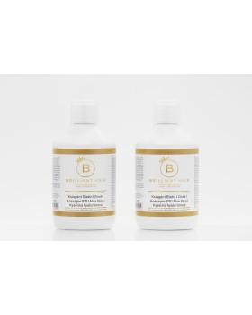brilliant hair vitamíny na vlasy, pleť a nechty, dvojmesačná kúra
