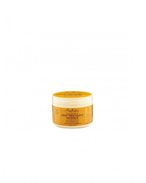 Raw Shea Butter Deep Treatment Masque 340g - INTENZÍVNA REGENERAČNÁ MASKA - Vlasová kozmetika